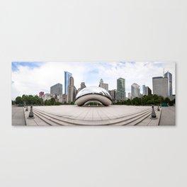Cloud Gate - Chicago Canvas Print
