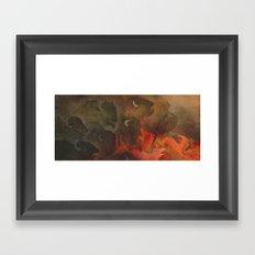 The Massacre Framed Art Print