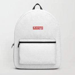 Average Backpack