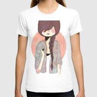 nan lawson T-shirts featuring Some Fashion by Nan Lawson