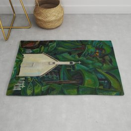 Emily Carr Indian Church Rug
