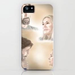 We Will Find Our Humanity Again iPhone Case