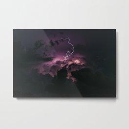 purple rain #society6 #decor #buyart Metal Print