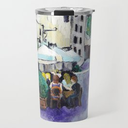 An Italian lunch Travel Mug