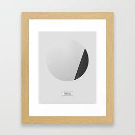 PORTICO Framed Art Print