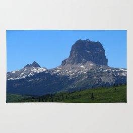 Chief Mountain Rug