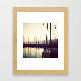 sunday I Framed Art Print