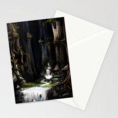 Tiny Falls Stationery Cards