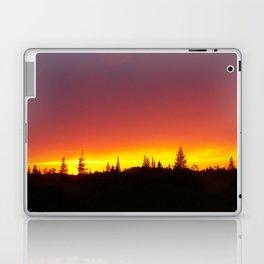 Striking Sunset Laptop & iPad Skin