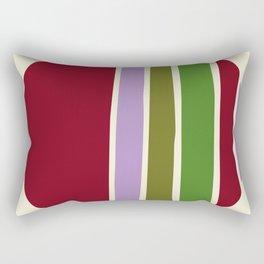 Art Deco Returns Rectangular Pillow
