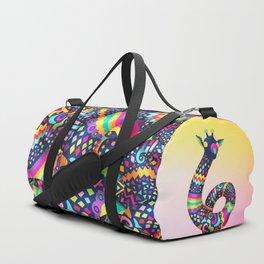 Spontaneus Giraffe Duffle Bag