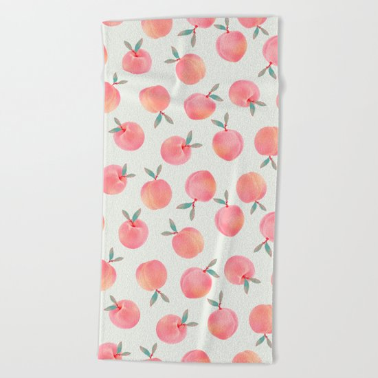 PEACH Beach Towel