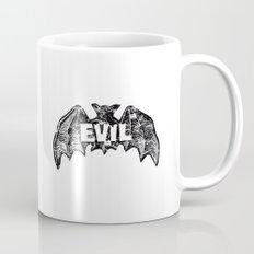 Vintage Evil Bat Mug