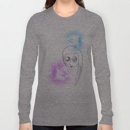 Miss Mysterious Long Sleeve T-shirt