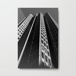 Skyscraper in NYC Metal Print