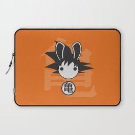 A Z Fighter Bunny Laptop Sleeve