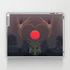 The last elk hunter Laptop & iPad Skin