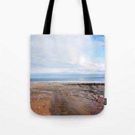 Scottish Beach Tote Bag
