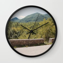 Old Mercedes 3/3 Wall Clock