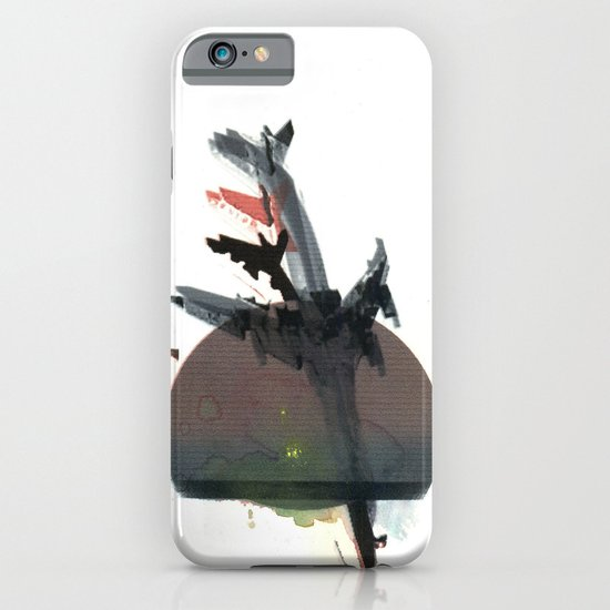 """""""What is an Airplane now?"""" iPhone & iPod Case"""