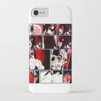 gore iPhone & iPod Cases featuring The Gore Gore Girls by Zombie Rust