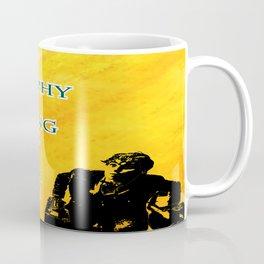 Newt Scamander Quote Coffee Mug