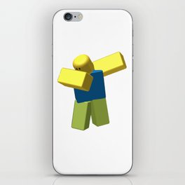 COOLEST ROBLOX DAB iPhone Skin