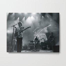 MGMenT at Brooklyn, New York Metal Print