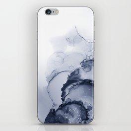 BLUE INK 88 iPhone Skin