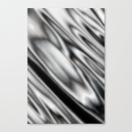 AWED Avalon Uisce Silver (62) Canvas Print
