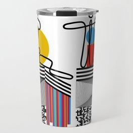 Citty Issues 2 Travel Mug