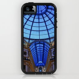 Shoping in Milan iPhone Case