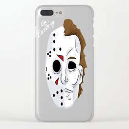 Get Lurking Clear iPhone Case