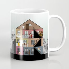 The Doll House Coffee Mug