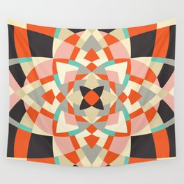 Southwest Quilt #1 Wall Tapestry