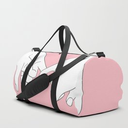 Pinky Promise 2 Duffle Bag