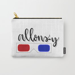 Allons-y Carry-All Pouch