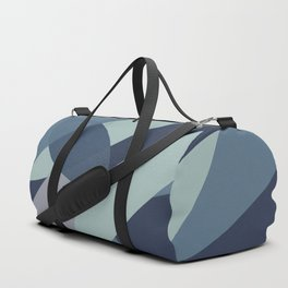 Flying in the blue Duffle Bag