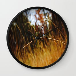 Stranded. Wall Clock