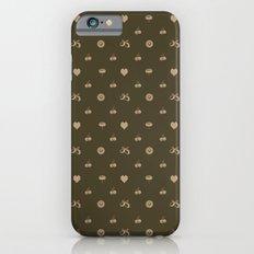 pixel texture iPhone 6s Slim Case