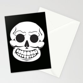 Mr. Bones says Hi Stationery Cards