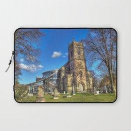 St Barnabus Church Laptop Sleeve