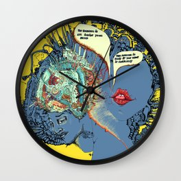 50 Ways to... version 2 colour Wall Clock