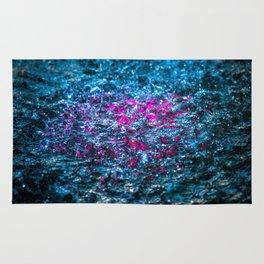 Water Color - Violet - Purple Rug