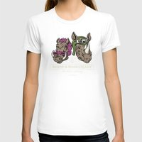 bebop T-shirts featuring Bebop & Rocksteady Henchmen Academy  by Fanboy30