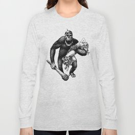 Mad Brute Long Sleeve T-shirt