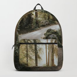 Lost in the Forest - Landscape Photography Backpack