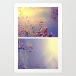 These Days Art Print