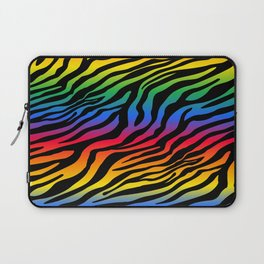 Zazzy Zebras - Rainbow Laptop Sleeve