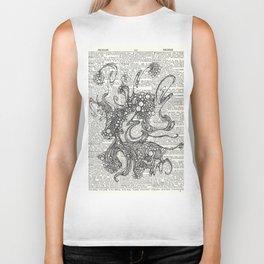 Blotch Biker Tank